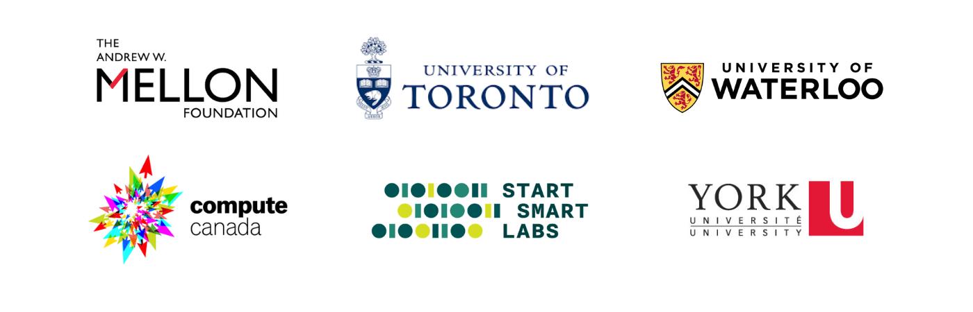 Toronto Datathon Sponsors